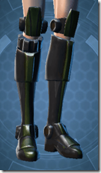 Yavin Trooper Female Boots