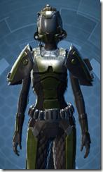 Yavin Trooper - Female Close