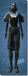 Yavin Trooper - Female Front