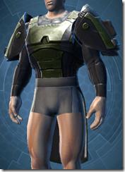 Yavin Trooper Male Body Armor