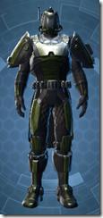 Yavin Trooper - Male Front