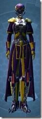 Yavin Warrior Dyed