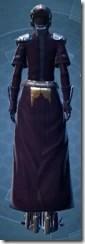 Yavin Warrior - Female Back