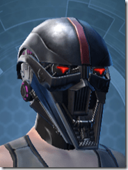 Yavin Warrior Female Headgear