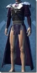 Yavin Warrior Male Body Armor
