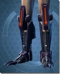 Yavin Warrior Male Body Boots