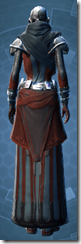 Yavin inquisitor - Female Back