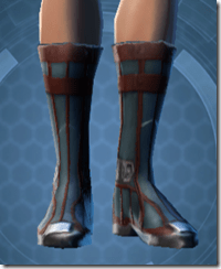 Yavin inquisitor Female Boots