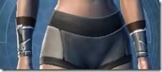 Yavin inquisitor Female Bracers