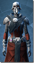 Yavin inquisitor - Female Close