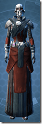 Yavin inquisitor - Female Front