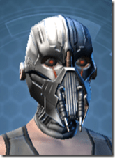 Yavin inquisitor Female Headgear