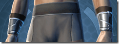 Yavin inquisitor Male Bracers