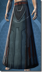 Yavin inquisitor Male Legwraps