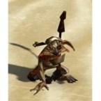 Cyborg Sablefur Kowakian Monkey-lizard