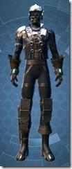 Nefarious Bandit - Male Front