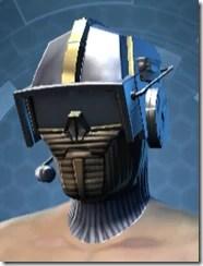 Nefarious Bandit Male Helmet