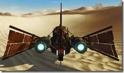 Skybreeze Cutter - Back