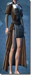Blade Savant Female Chestguard