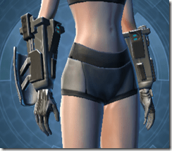 Blade Savant Female Gloves