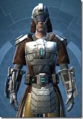 Blade Savant - Male Close