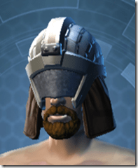Blade Savant Male Headgear