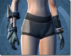 Fearsome Harbinger Female Gloves