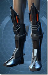 Fearsome Harbinger Male Boots
