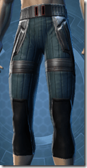 Fearsome Harbinger Male Greaves