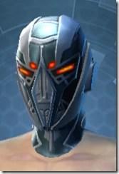 Fearsome Harbinger Male Headgear