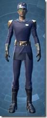 Formal Militant - Male Front