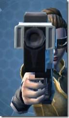 RK-5 Starforged Blaster Front