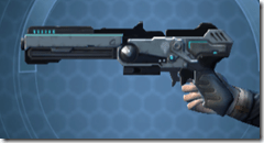 RK-5 Starforged Blaster Left