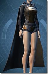 Raider's Cove Female Chestguard