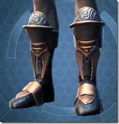 Revanite Pursuer Male Boots