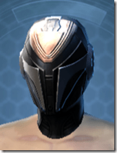 Revanite Pursuer Male Helmet