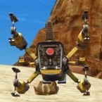 Model Space Mining Droid