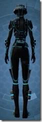 Blue Scalene - Female Back