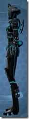 Blue Scalene - Female Left