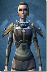 CZ-5 Armored Assault - Female Front