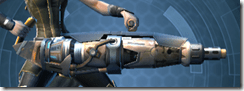 CZR-9001 Assault Cannon - Right