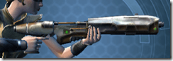 CZR-9001 Blaster Rifle - Right