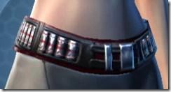 Dark Seeker Female Belt