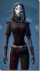 Dark Seeker - Female Close