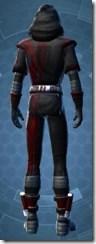 Dark Seeker - Male Back