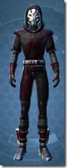 Dark Seeker - Male Front