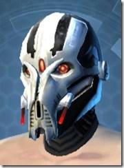 Dark Seeker Male Mask