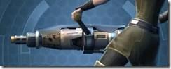 Exceptional Assault Cannon - Left