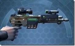 Exceptional Blaster Pistol - Right_thumb