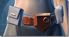 Frontline Veteran Female Belt